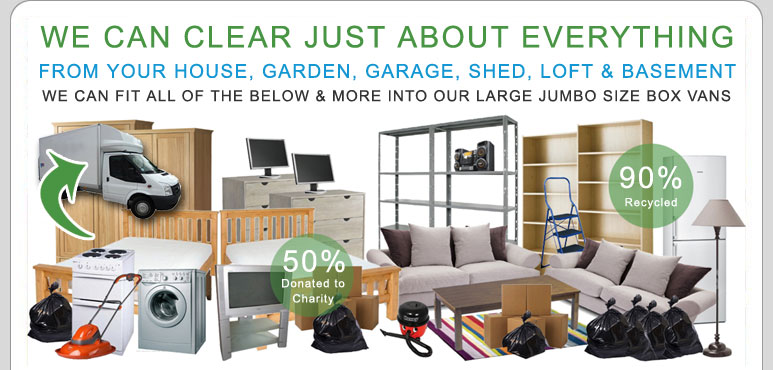 A House Clearance company you can trust!